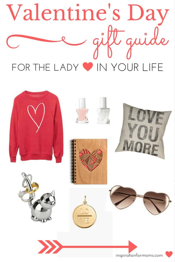 Valentine's Day Gifts + Giveaway