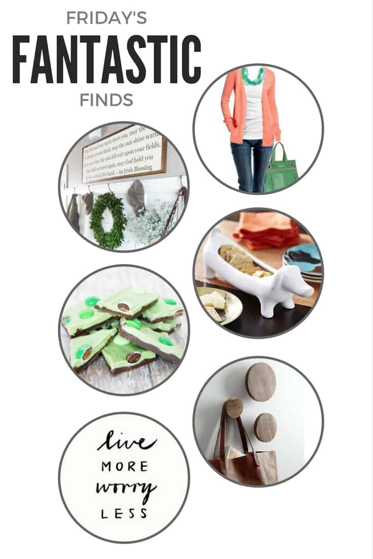 Friday's Fantastic Finds-- a little roundup of what caught my eye this week!