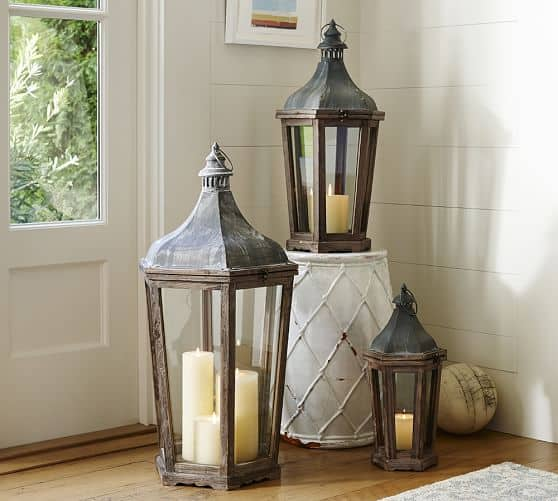 park hill lantern