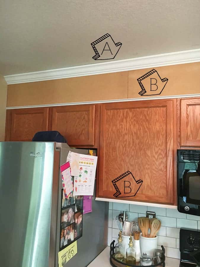 Your Kitchen Cabinets, Adding Height To Kitchen Base Cabinets
