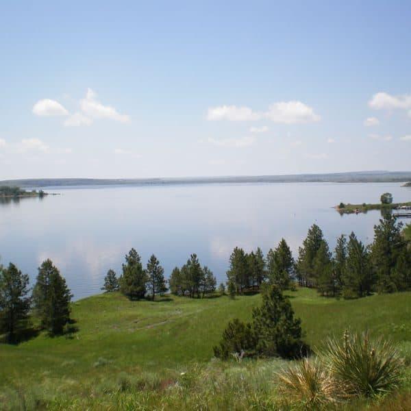 Angostura Lake View Hot Springs, South Dakota