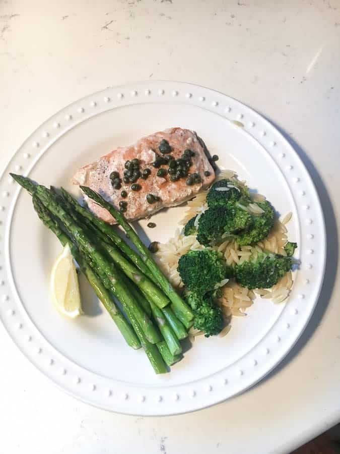 How to get healthy meals without stress. Try it!