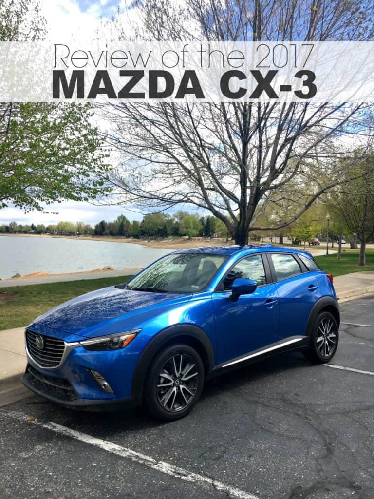 Our Anniversary Trip in the 2017 Mazda CX-3