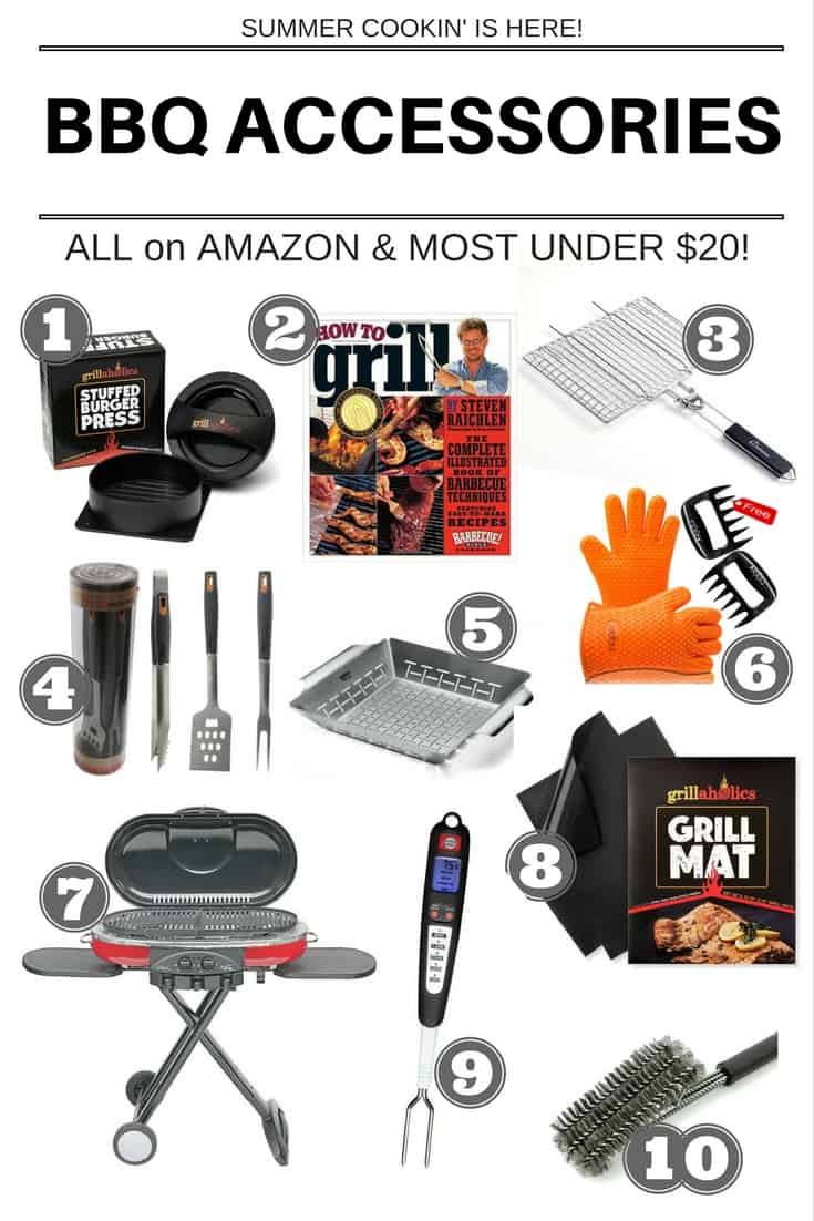 BBQ Accessories Every Griller Needs For Amazing Meals