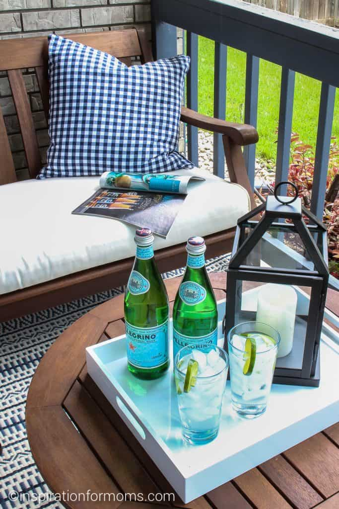 imple Summer Home Tour at Inspiration for Moms