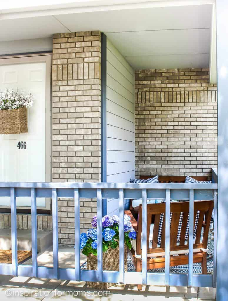 Simple Summer Home Tour at Inspiration for Moms