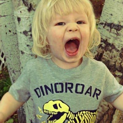 Britton roaring