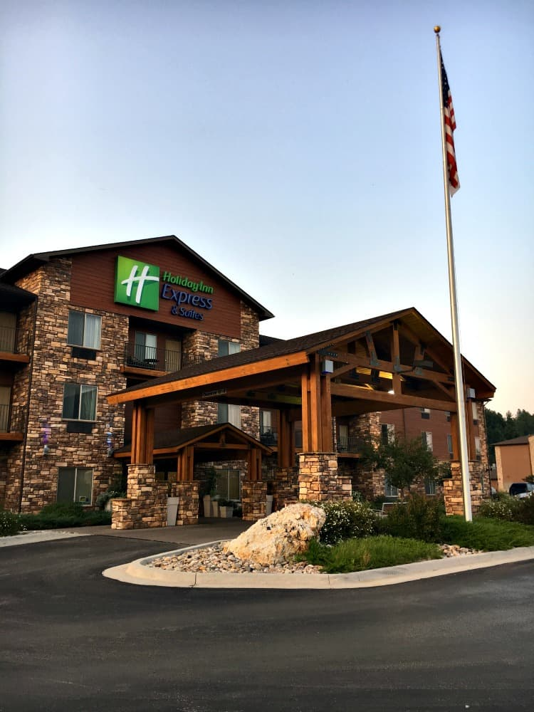 Holiday Inn Express in Custer SD