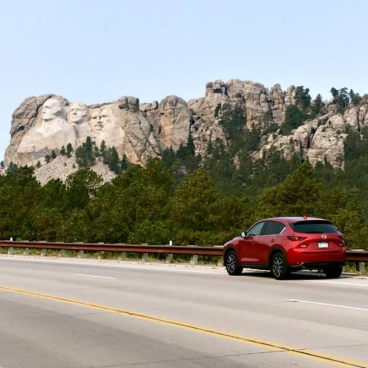 A Visit to South Dakota thanks to Mazda!