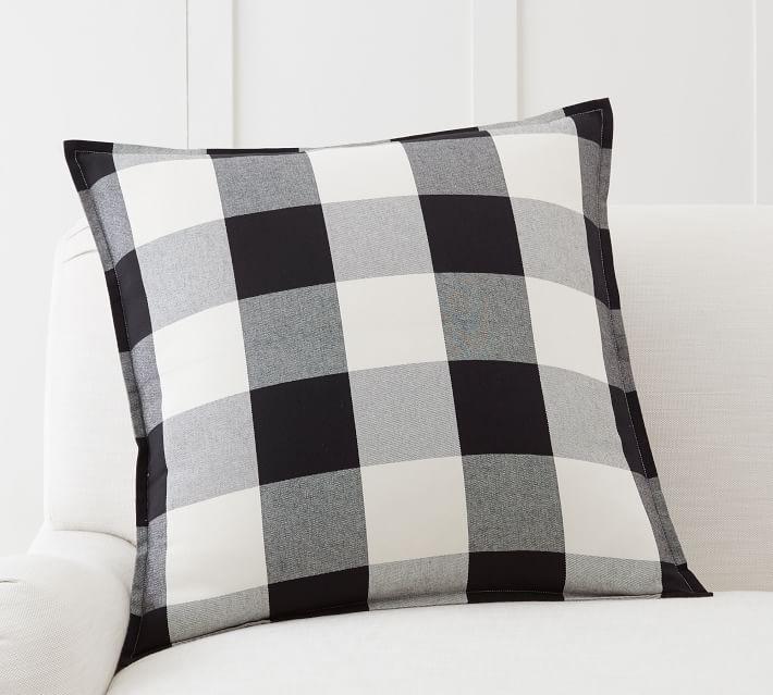 Buffalo Check pillow - perfect for Fall decor!