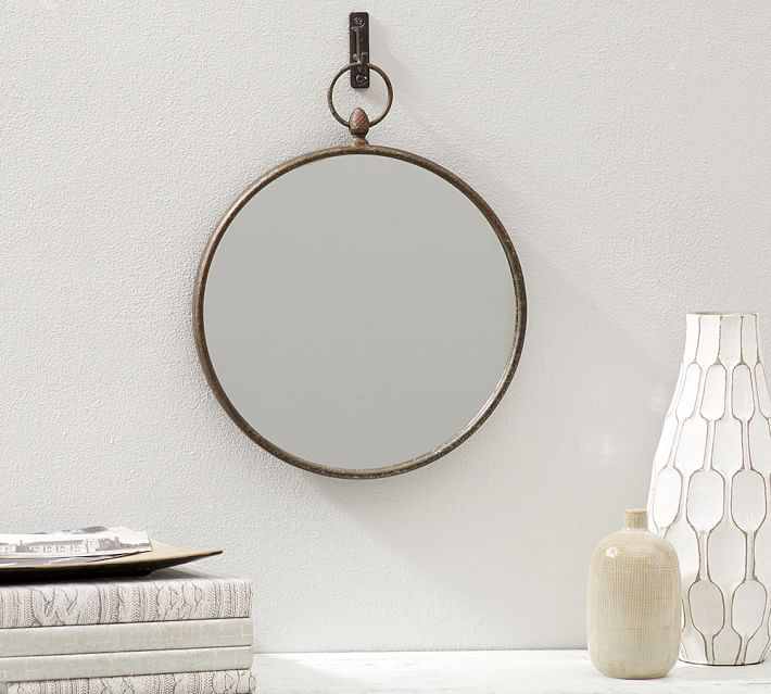 Weston Accent Mirror is a great accessory for the home!