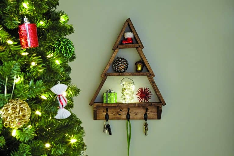 Christmas Tree Shelf | Save the Date!