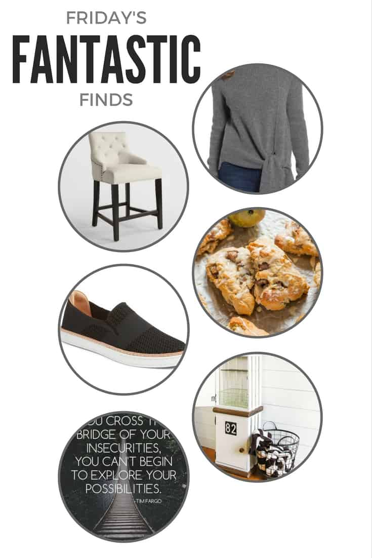 It's Friday! Welcome to another Friday's Fantastic Finds -- here's a little roundup of what caught my eye this week!Some great sales happening this week!