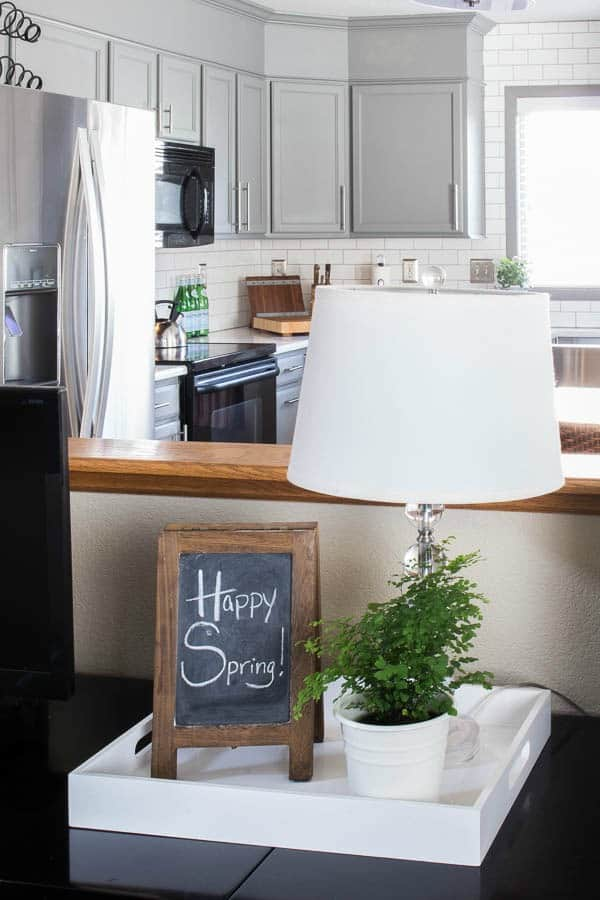 Learn how to keep your home pretty and functional at the same time. Here are my favorite ways to organize with trays.