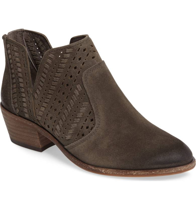 Love these booties! I get compliments every time I wear them...and they are on a great sale!