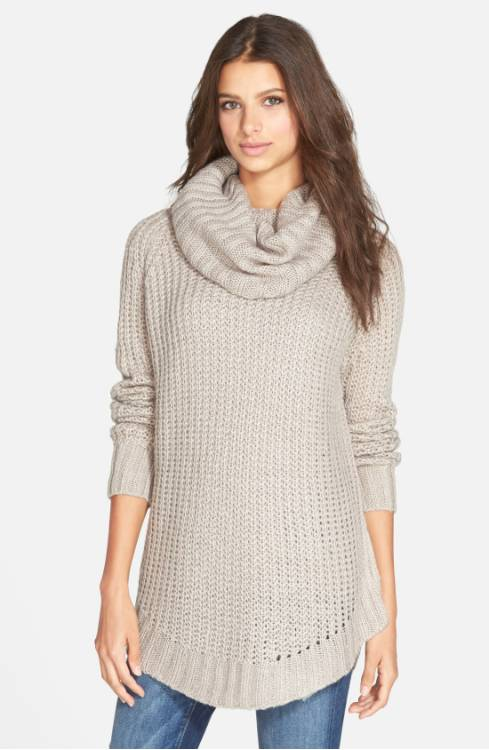 Great price on this beautiful sweater! Goes with every thing!
