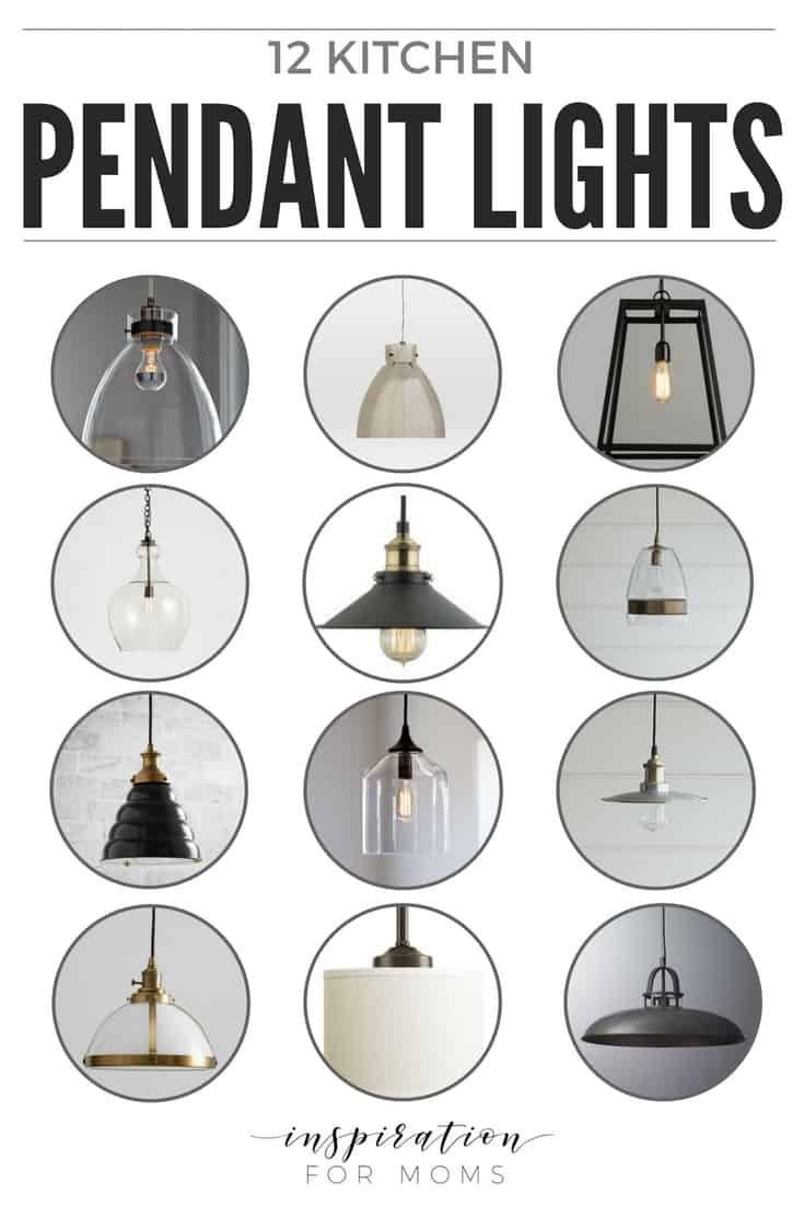 12 Classic Pendant Lights