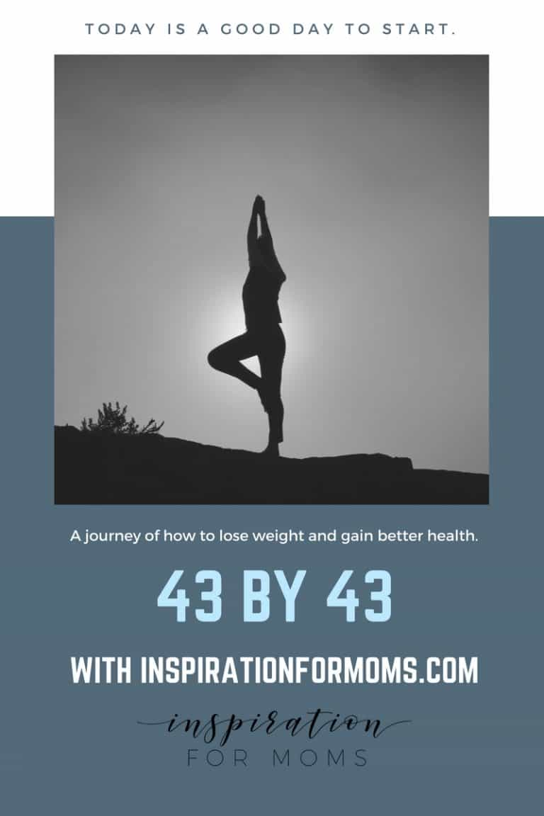43 By 43 – My Personal Journey