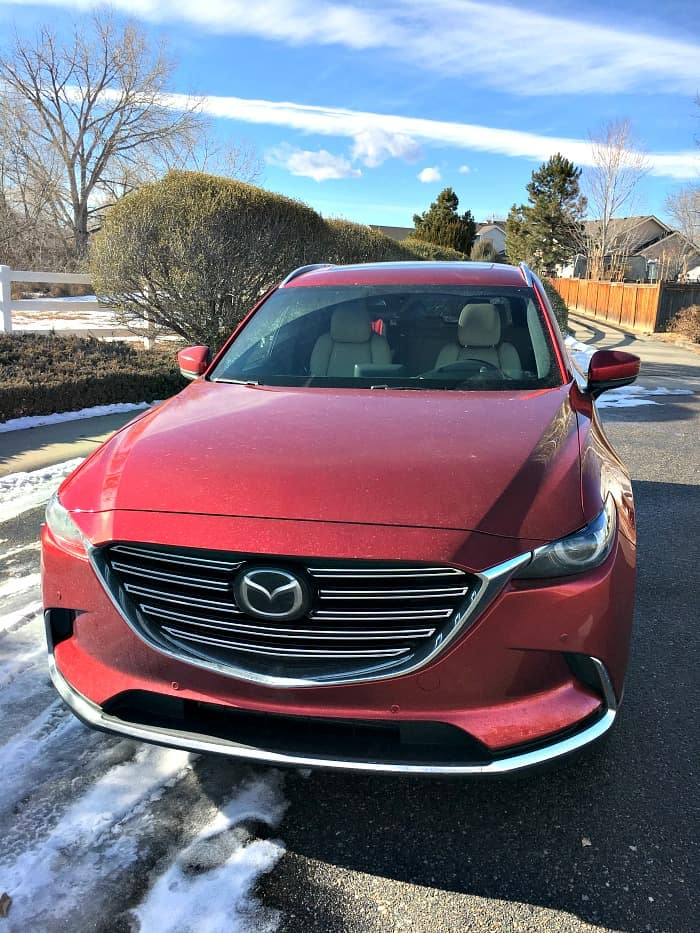 The holidays were extra fine, driving around in a fabulous 2018 Mazda CX9.It's not only super comfortable to drive it's also the perfect size for our whole family.