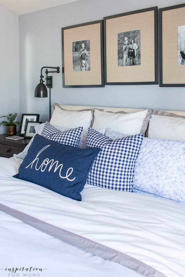 Spring Master Bedroom Refresh
