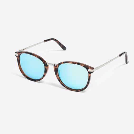 Mixed-media sunglasses, great for summer!