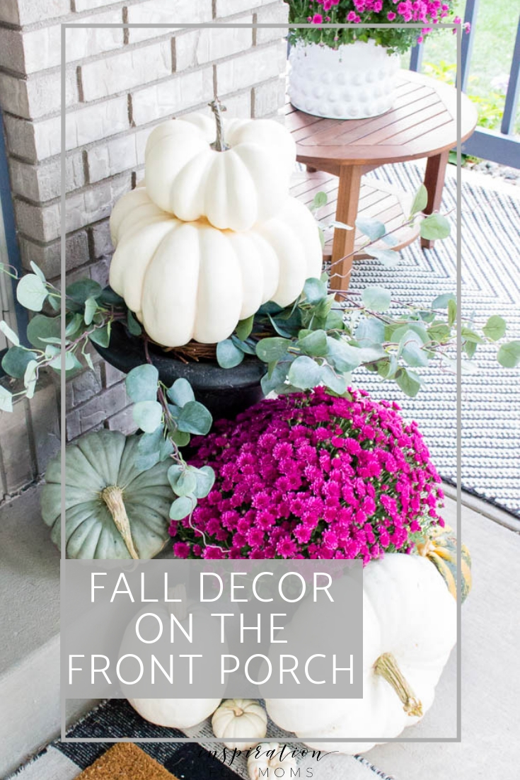 Fall Front Porch 2018 – Featuring Plum