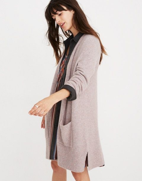 kent cardigan -- great for layering this fall!