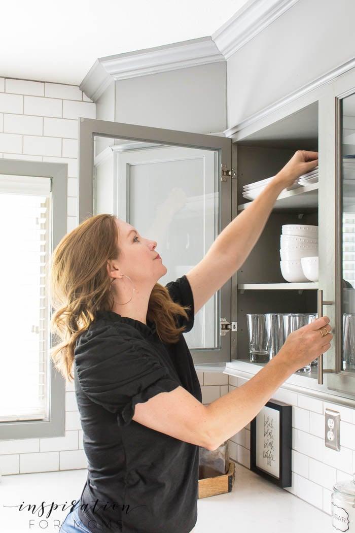 Updating Kitchen Cabinet Doors