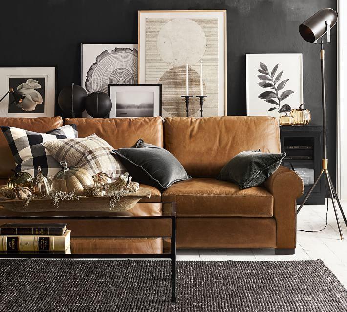 plaid pillow covers - affordable decor pieces