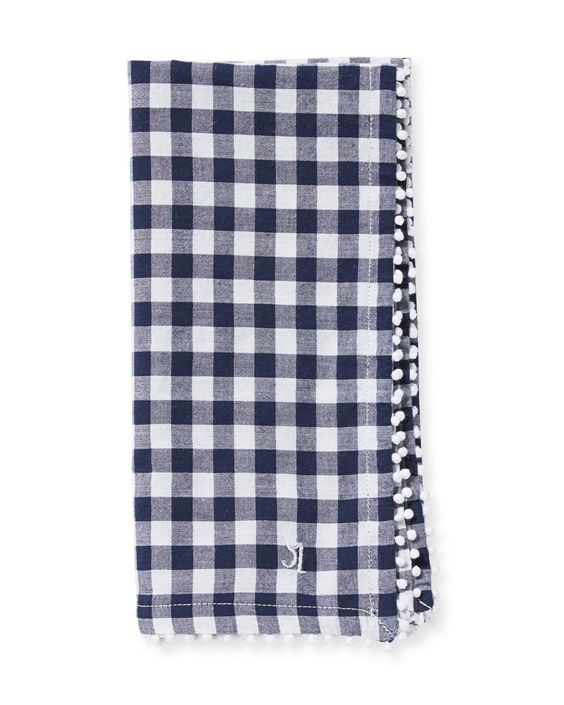 Every host would love to get these cute gingham napkins!