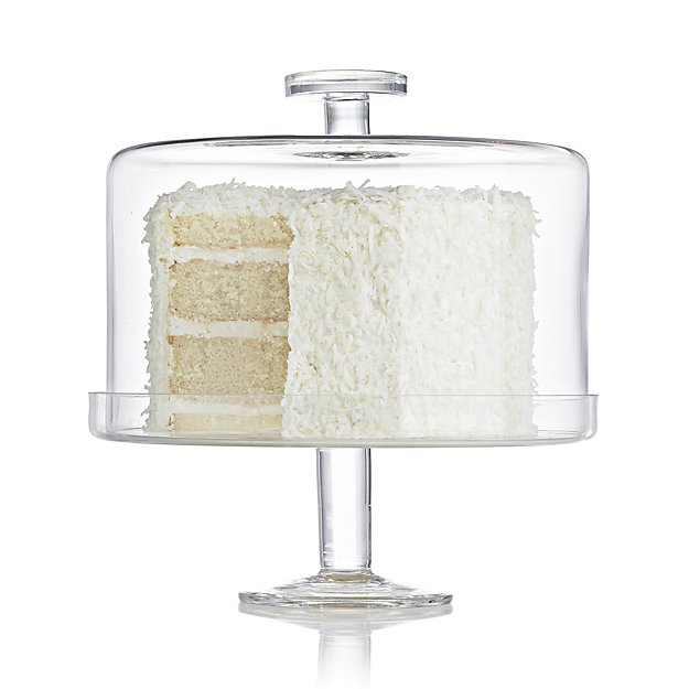 This footed cake stand is perfect for the baker in the family!