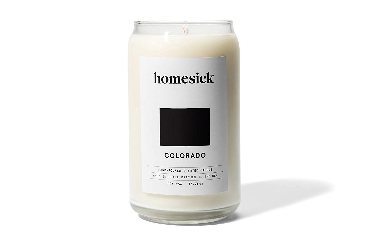 Travel back to your favorite state with one sweet scented candle!