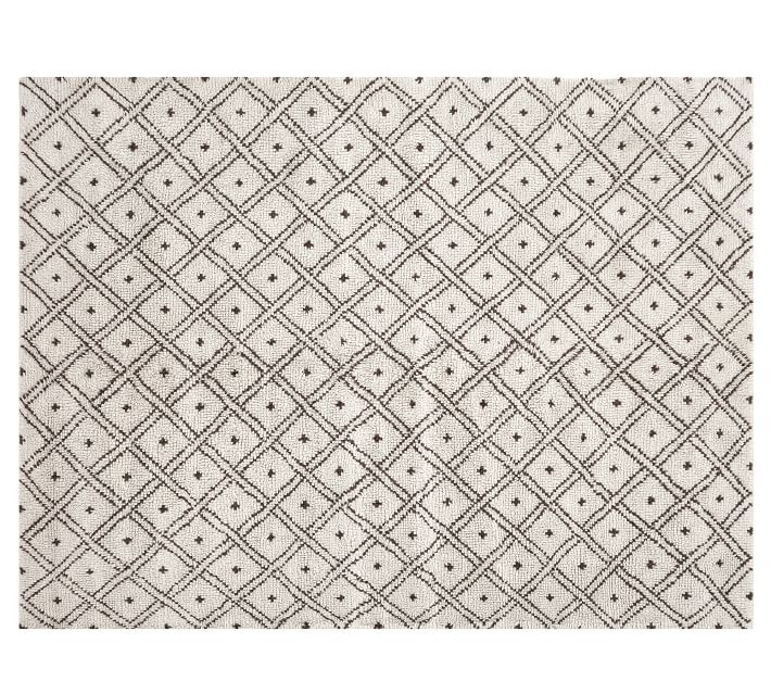 This Sherri Shar Rug is on sale for a great price! More than half off!
