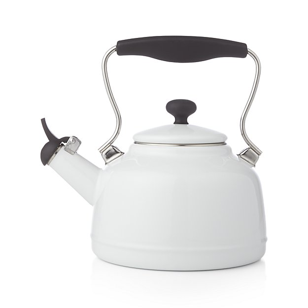 This vintage tea kettle is perfect for the tea lover!