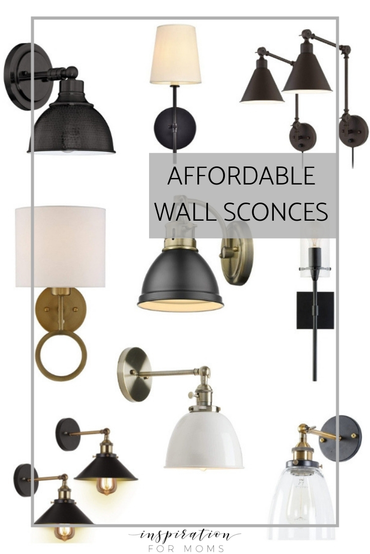 Affordable Wall Sconces That Will Light Up Your Life