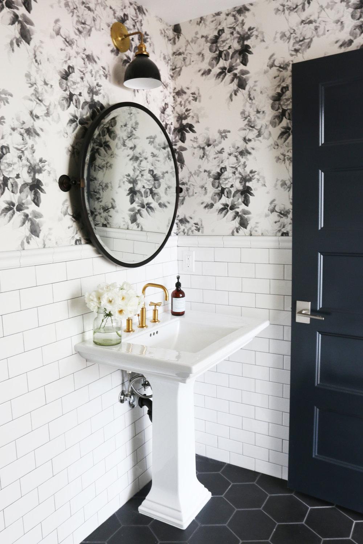 Studio Mcgee Small Bathroom Inspiration