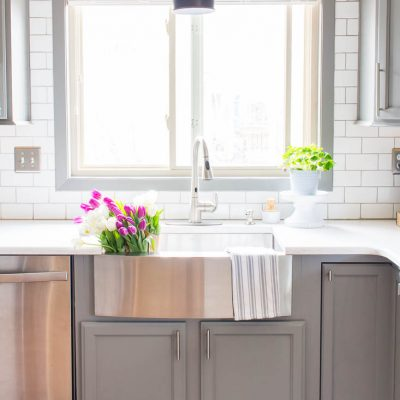 s that cabinet under your sink a scary messy you've been ignoring? Learn helpful tips on how to organize under the kitchen sink and maintain it with ease.