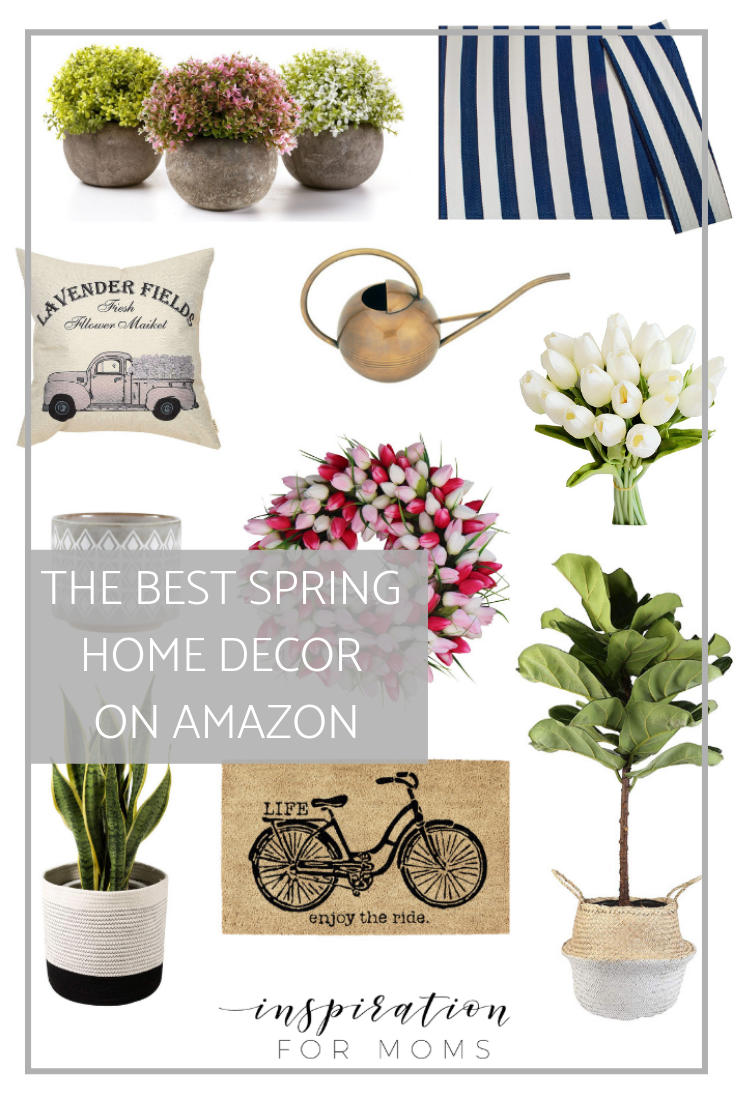 The Best Spring Home Decor Found on Amazon