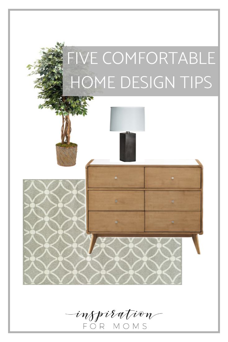 Five Comfortable Home Design Tips You Need To Know