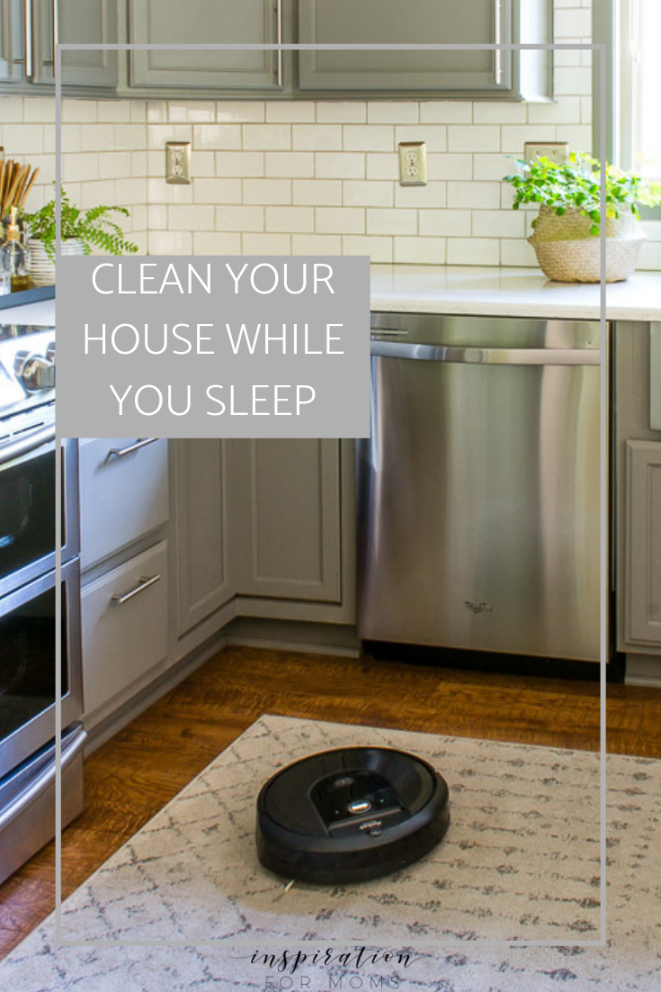 Do you ever dream about waking up to a clean house? Stop dreaming and let the best house cleaning robot make it a reality!