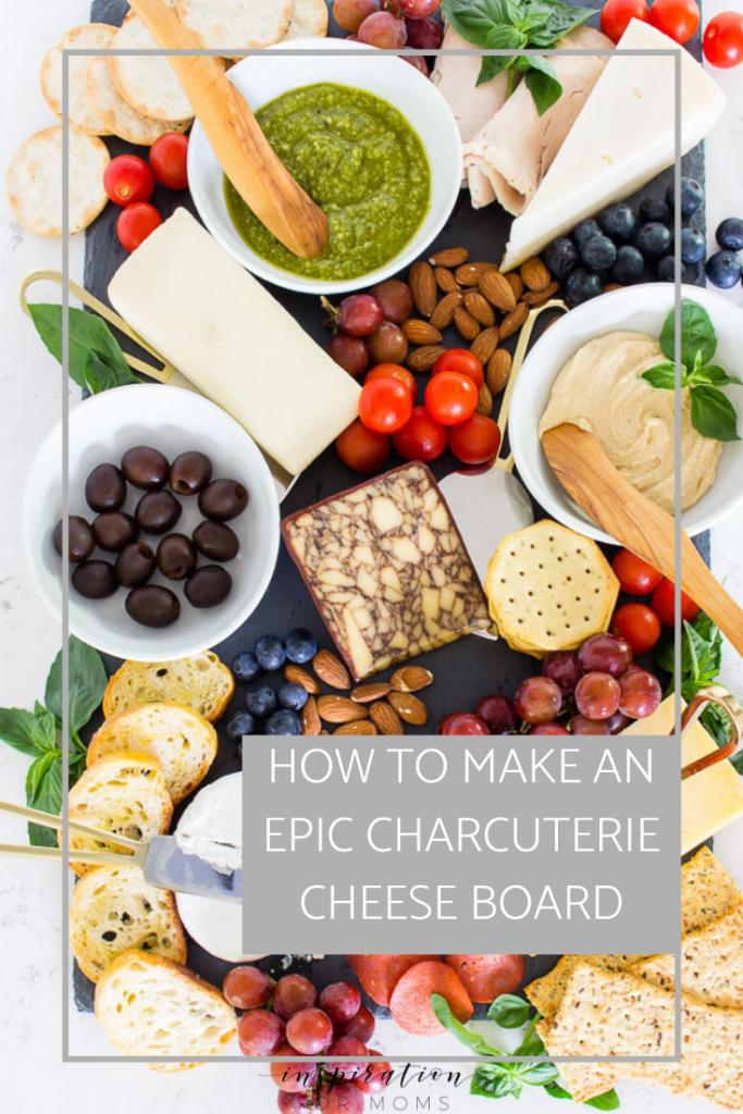 epic charcuterie board