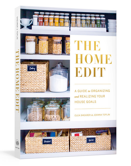 the home edit - a guide to organizing