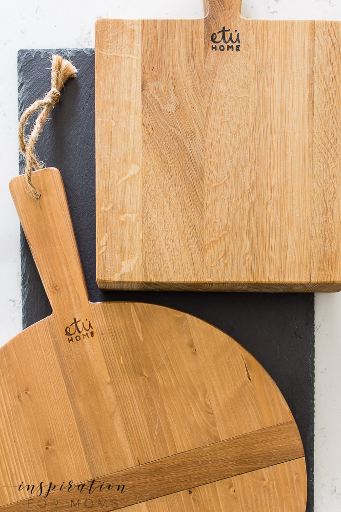 Entertain friends and family easily this summer with a fun charcuterie board - supply of boards needed