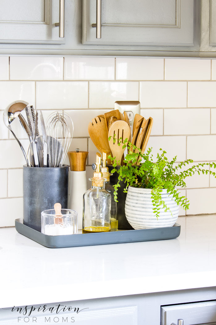 How To Rock Kitchen Counter Organization in a Styling Way