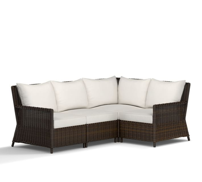 outdoor wicker sectional at a fantastic price