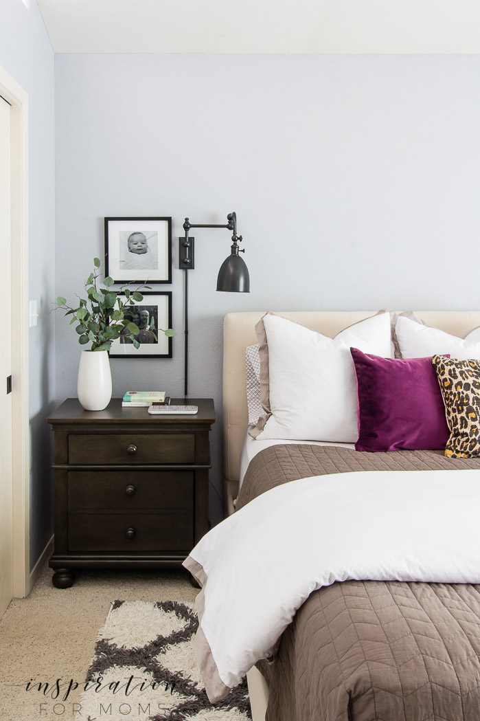 How To Add A Fall Feeling To Your Bedroom