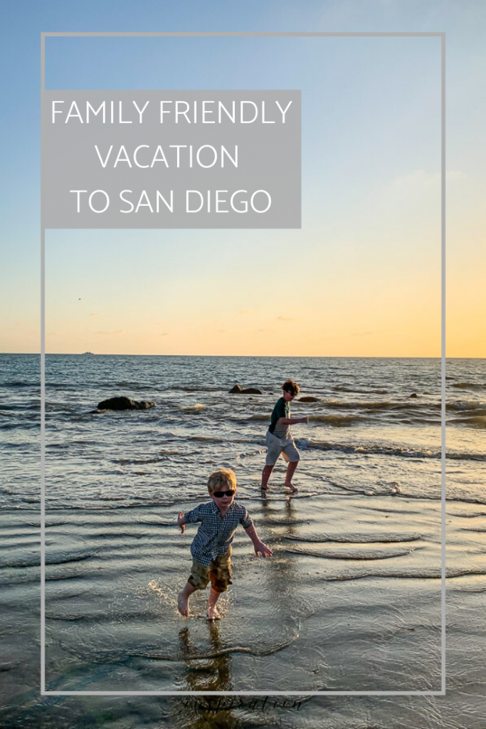 San Diego is a great city for a family vacation. Here are my top must sees and tips on how to cut your vacation costs in half!