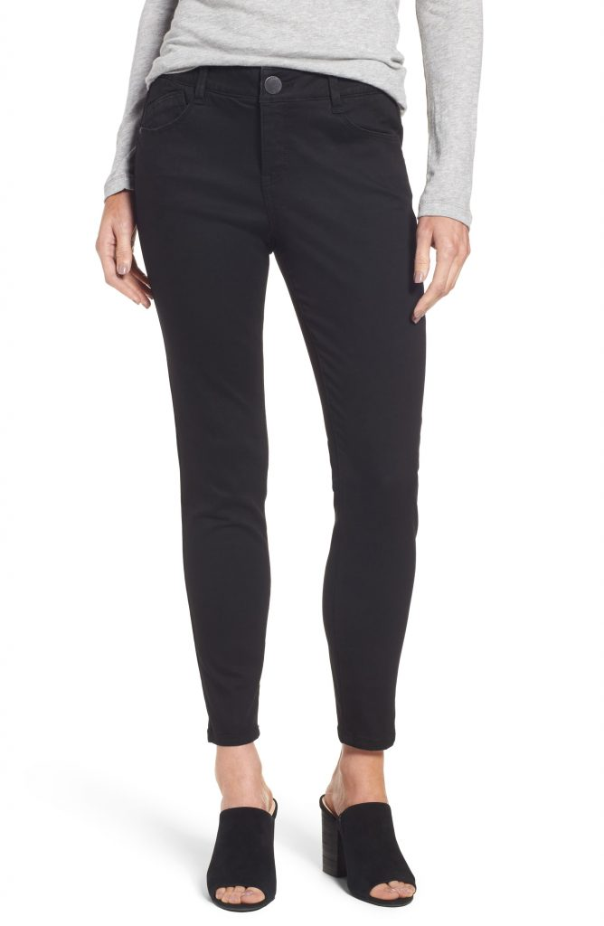ab-solution skinny ankle jeans - so comfortable and afforable