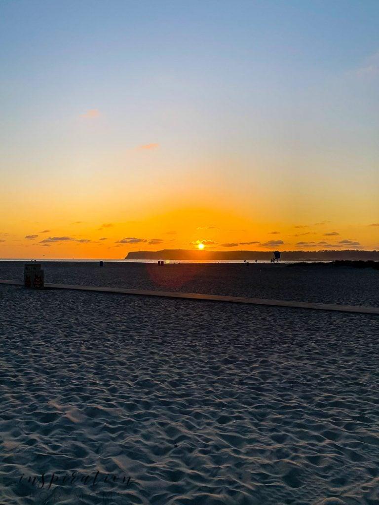 San Diego family vacation to Coronado Beach