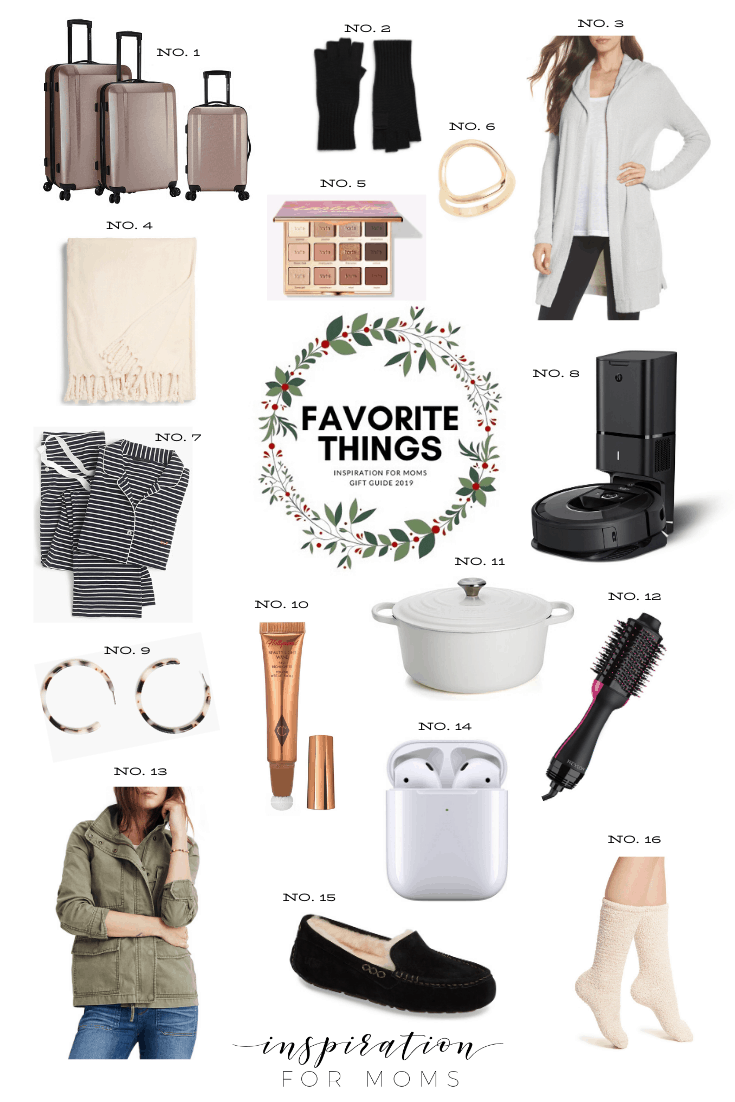 Favorite Things Gift Guide 2019